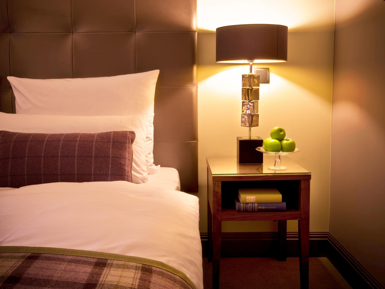 La camera di hotel Deluxe Twin. Aspria Uhlenhorst, Amburgo