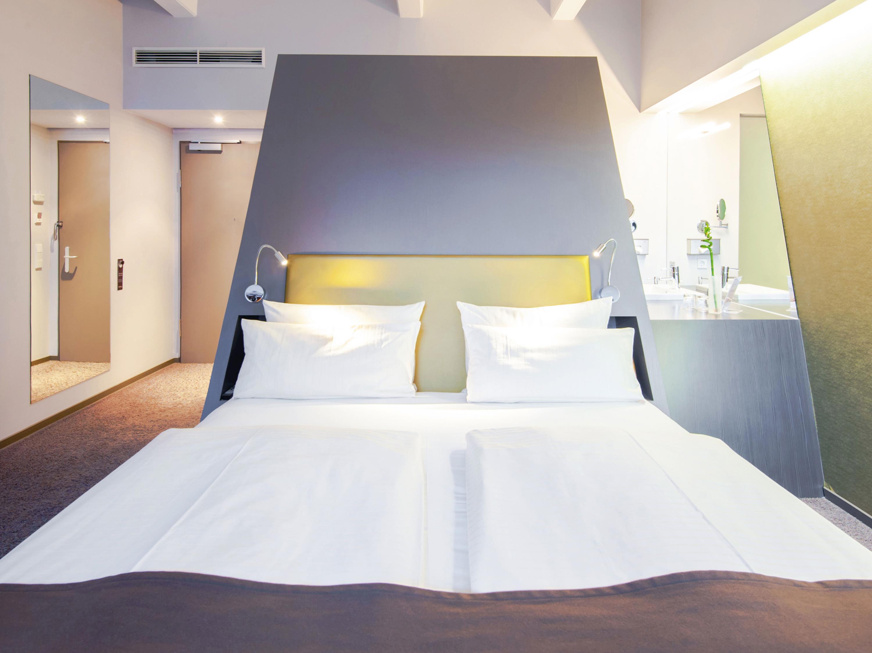 Chambre Deluxe King a l'Aspria Hôtel Berlin Ku'damm
