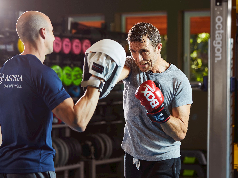 Aspria Royal La Rasante - entraînement de boxe