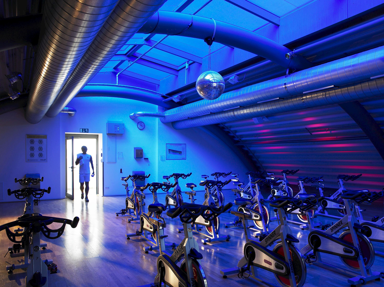Aspria berlin Indoor Cycling