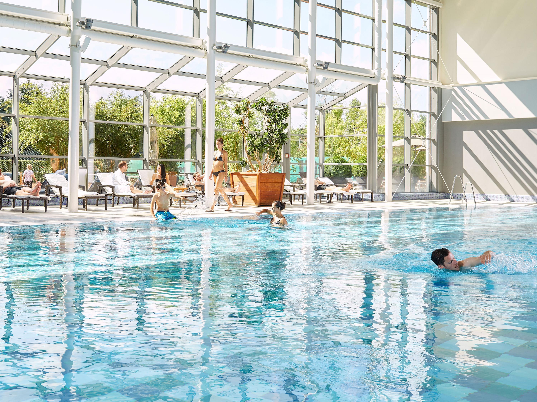 Aspria Hamburg Alstertal Indoor Pool